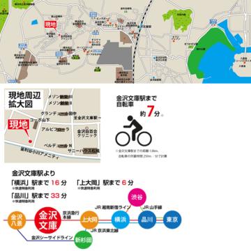 RKT釜利谷東_地図