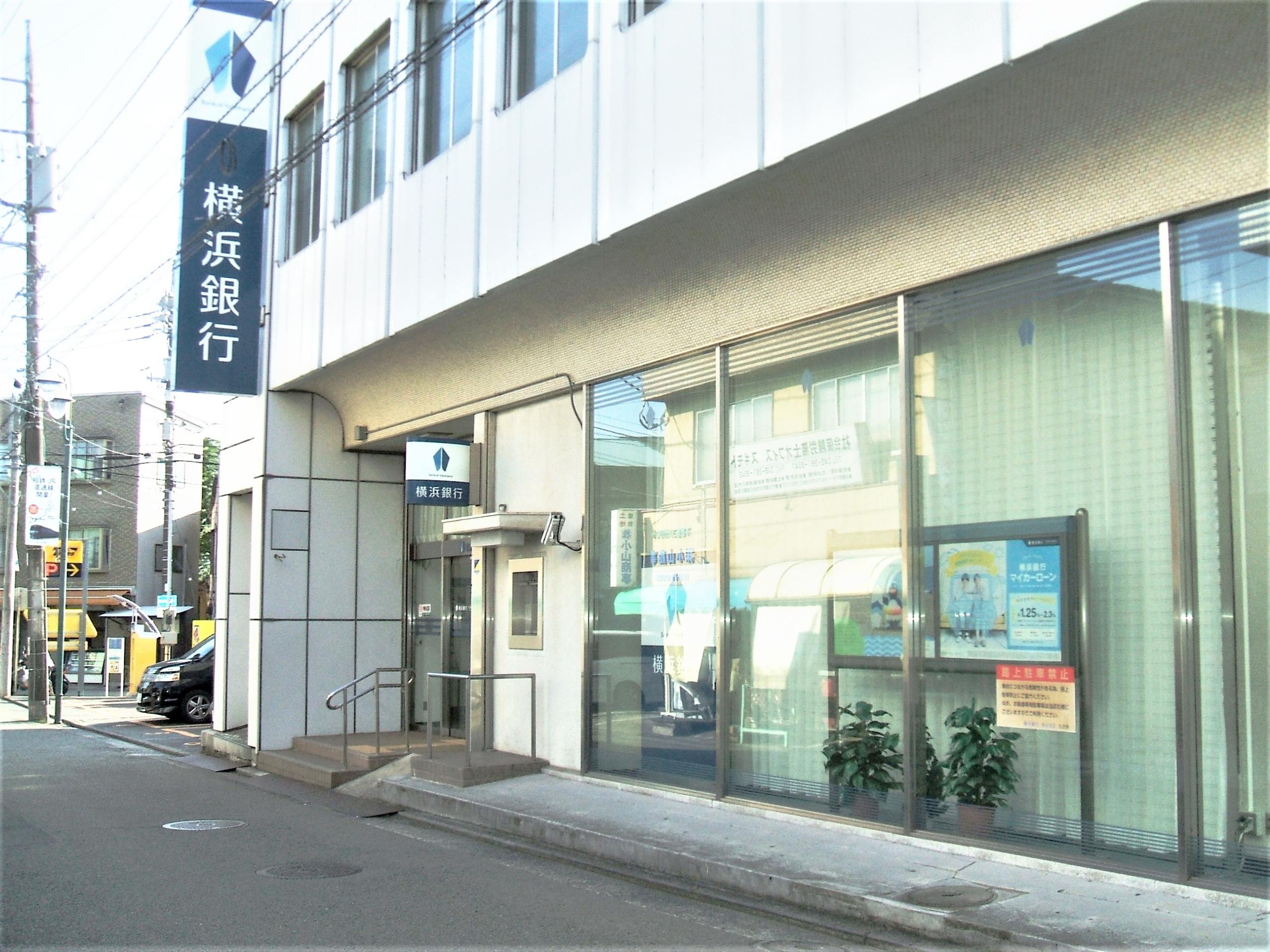 横浜銀行まで324m(徒歩5分)