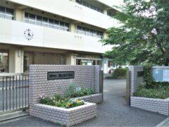 東山田中学校まで約415m(徒歩6分)