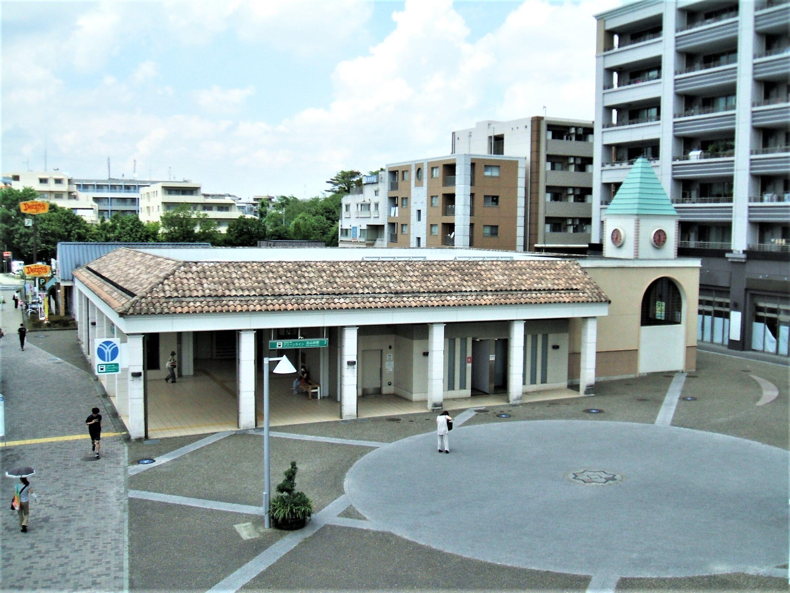 北山田駅まで約1,520m(徒歩19分)
